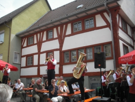 Brunnenfest in Hagnau 2009